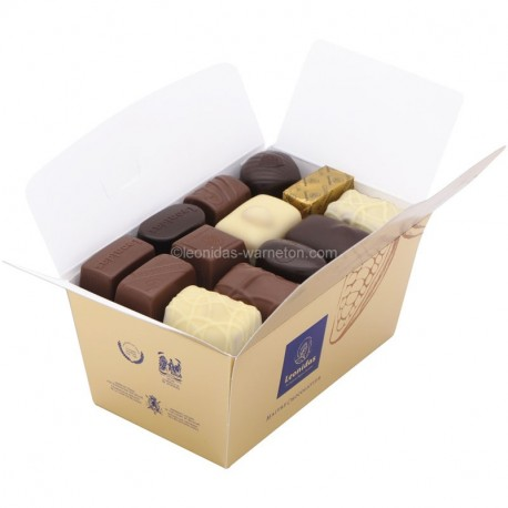 Leonidas - Assortiment chocolats sans alcool - Leonidas Warneton