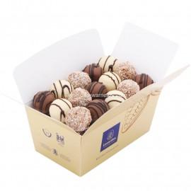 Leonidas - Assortiment de Perles en chocolat - Ballotin de 250gr - Leonidas Warneton (Belgique)
