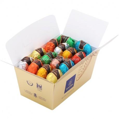 Leonidas - Chocolats à la liqueur pure - Ballotin de 250gr - Leonidas Warneton (Belgique)