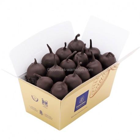 Leonidas - Ballotin Cerisettes enrobées de chocolat noir - Leonidas Warneton (Belgique)