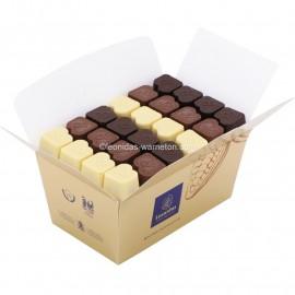 Leonidas - Assortiment de chocolats allégés en sucre - Ballotin de 250gr - Leonidas Warneton (Belgique)