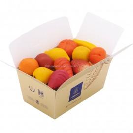 Leonidas - Fruits Pâtes d'amande - Ballotin de 500gr - Leonidas Warneton (Belgique)