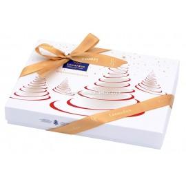 Leonidas - Coffret cadeau Spécial Noël garni de 44 chocolats assortis - Leonidas Warneton (B)