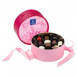 Leonidas - Coffret Dora ROSE 22 chocolats assortis - Leonidas Warneton
