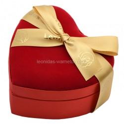 Leonidas - Coffret Cadeau Fête des Mères garni de 16 petits coeurs en chocolat  - Leonidas Warneton (Belgique)