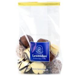 Leonidas - Sachet de 12 perles assorties - Leonidas Warneton (Belgique)