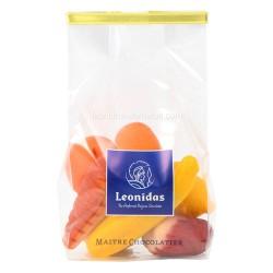 Leonidas Sachet de 7 fruits en pâte d'amande (175gr) - Leonidas Warneton (Belgique)