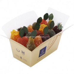 Pâtes de fruits Leonidas - Assortiment - 250gr