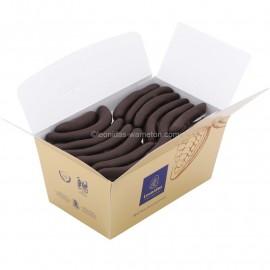 Leonidas - Orangettes en chocolat noir - Ballotin de 1kg - Leonidas Warneton (Belgique)