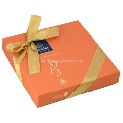 Leonidas - Coffret Santiago Orange garni de 16 chocolats assortis - Leonidas Warneton (Belgique)