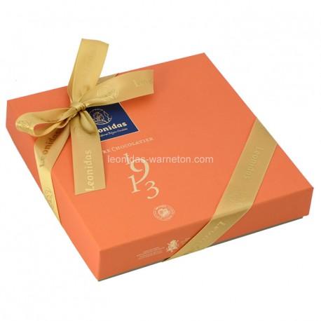 Leonidas - Coffret Santiago Orange garni de 16 chocolats assortis - Leonidas Warneton (Belgique)