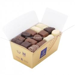Leonidas - Assortiment de chocolats pralinés - Ballotin de 1kg - Leonidas Warneton (Belgique)