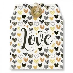 "Leonidas - Carte Message ""Love"" - Leonidas Warneton (Belgique)"