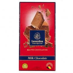 Leonidas - Tablette de chocolat au lait (100gr) - Leonidas Warneton (Belgique)