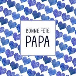 Carte Bonne Fête Papa - Leonidas Warneton (Belgique)