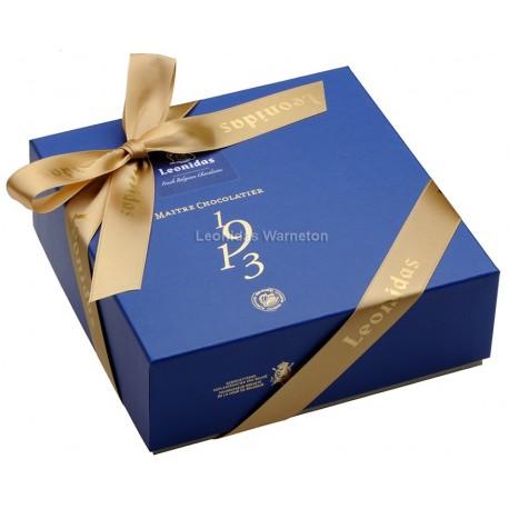 Leonidas - Coffret cadeau Santiago garni de 32 chocolats Leonidas assortis - Leonidas Warneton