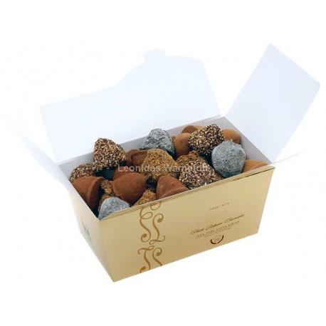Chocolats Leonidas - Truffes - 250gr