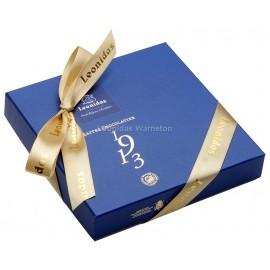 Coffret SANTIAGO (A) garni de 16 chocolats Leonidas