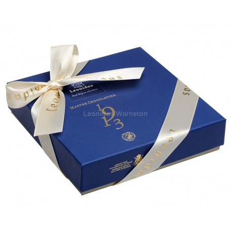 Coffret de 32 chocolats Leonidas (Gia d'Or)