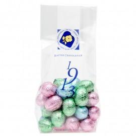 Sachet de petits oeufs de Pâques sans sucre (250gr)