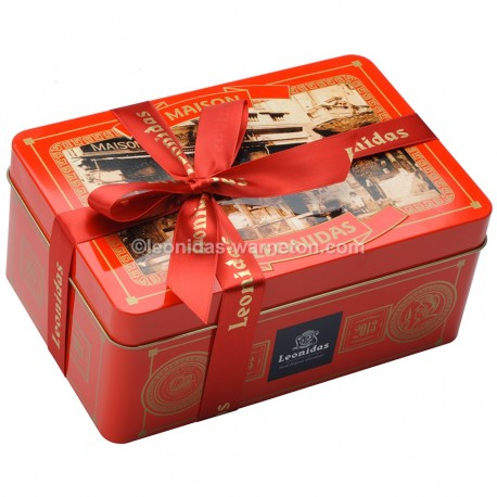 Coffret de 1kg de chocolats Leonidas