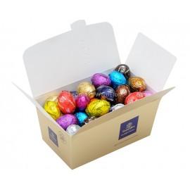 Chocolats Leonidas - Ballotin de petits oeufs de Pâques (375gr)