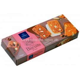 Assortiment de biscuits aux trois chocolats