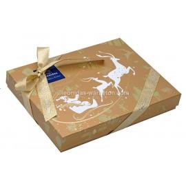 Coffret spécial Noël garni de 36 chocolats Leonidas