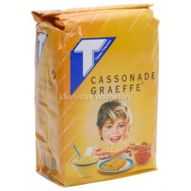 Cassonade blonde Graeffe (Lot de 10kg)