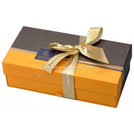 Leonidas - Coffret Luxe à Tiroir garni de 42 chocolats assortis - Leonidas Warneton