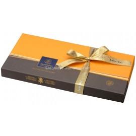 Coffret cadeau garni de 40 chocolats Leonidas