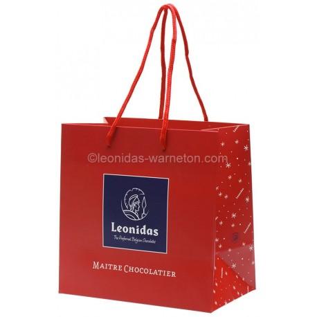Sac de transport Leonidas spécial Noël