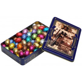 Leonidas - Coffret métal 1913 - Petits œufs de Pâques mélangés (500gr)
