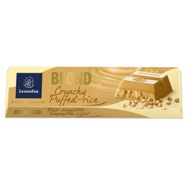 Leonidas - Tablette de chocolat blanc Leonidas (50gr) - Leonidas Warneton (Belgique)