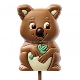 Leonidas Sucette Koala chocolat lait