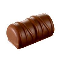 Leonidas - Chocolat au lait - Praliné - Bûche - Leonidas Warneton (B)