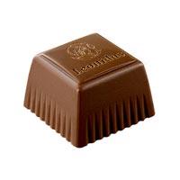 Leonidas - Chocolat au lait - Praliné - Carré croquant - Leonidas Warneton (B)