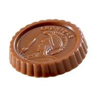 Leonidas -Chocolat au lait - Finesse au lait - Leonidas Warneton (B)