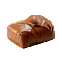 Leonidas - Chocolat au lait - Praliné - Noisette masquée - Leonidas Warneton (B)
