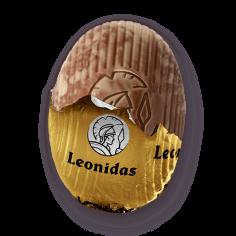 Leonidas - Petit oeuf Gold - Leonidas Warneton (Belgique)