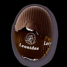 Leonidas - Petit Oeuf - Chocolat noir - Leonidas Warneton (Belgique)