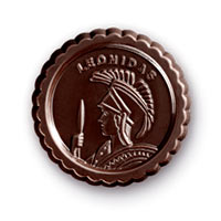Leonidas - Caraque - Finesse Noir -  Leonidas Warneton (Belgique)