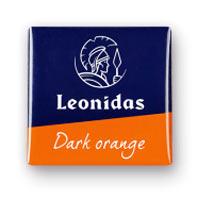 Leonidas - Napolitain - Chocolat noir saveur orange - Leonidas Warneton (Belgique)