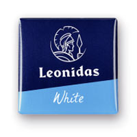 Leonidas -Napolitain Chocolat Blanc - Leonidas Warneton (Belgique)