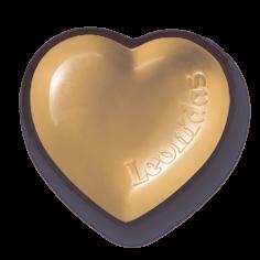 Leonidas - Crème confiseur - Coeur Dulche de Leche - Leonidas Warneton (Belgique)