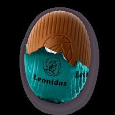 Leonidas - Crème au beurre - Petit oeuf cookies et cream - Leonidas Warneton (Belgique)