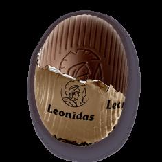Leonidas - Crème au beurre - Petit oeuf Tiramisu - Leonidas Warneton (Belgique)