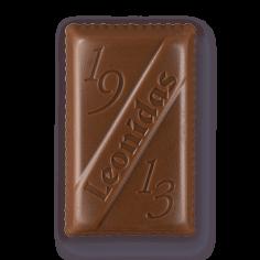 Leonidas - Crème au beurre - Lingot vanille - Leonidas Warneton (Belgique)