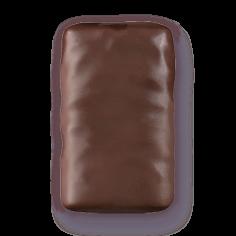 Leonidas - Ganache au chocolat noir - Palet 72% -  Leonidas Warneton (Belgique)