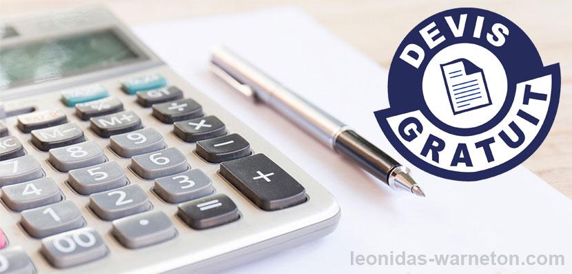 Leonidas - Demande de devis - Remises quantitatives - Tarifs préférentiels - LEonidas - Warneton